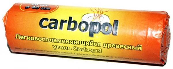 Carbopol Schnellzünder 40mm 10er Rolle