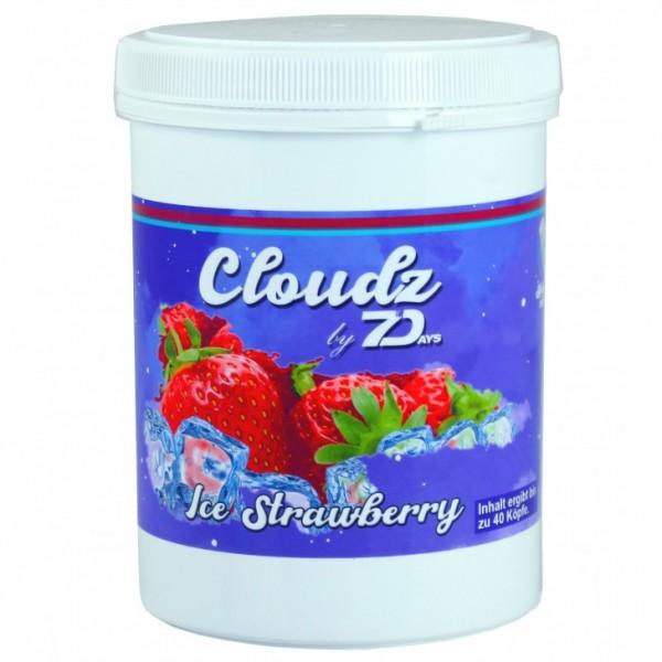 7Days Cloudz - Ice Strawberry 500g
