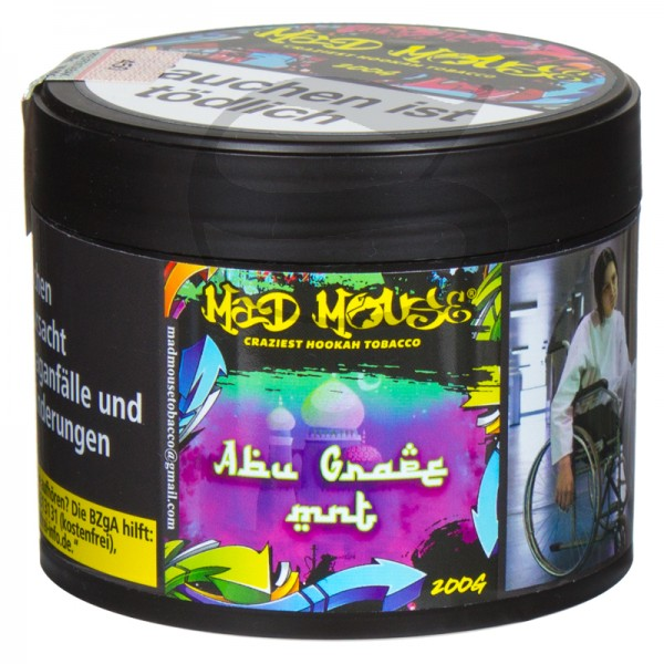 Mad Mouse Tabak - Abu Grabe Mnt 200g