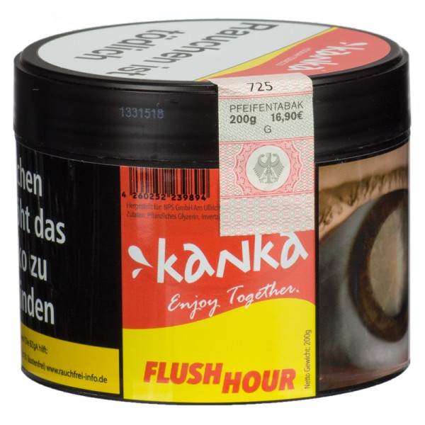 Kanka Tabak - Flush Hour 200g