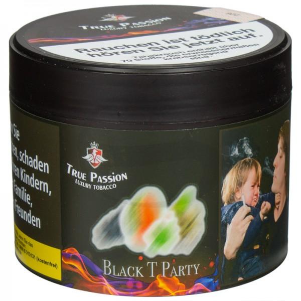 True Passion - Black T Party 200g