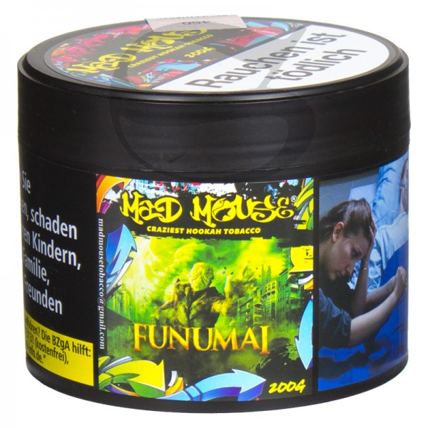 Mad Mouse Tabak - Funumai 200g