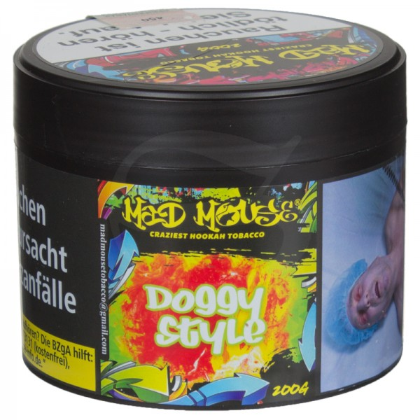 Mad Mouse Tabak - Doggy Style 200g