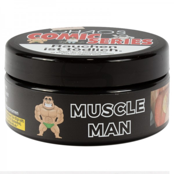 Chaos Tabak Comic Series - Muscle Man 200g
