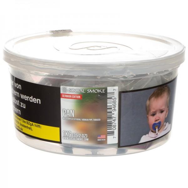 Social Smoke Pan 1kg