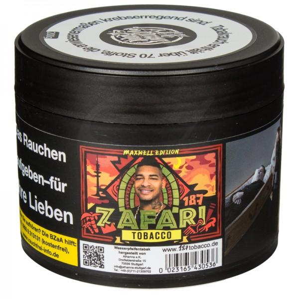 187 Strassenbande Tabak - Zafari 200g
