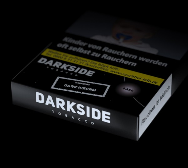 Darkside Base Line - Dark Icecrm 200g