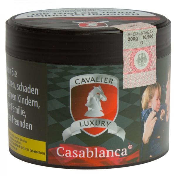 Cavalier Tabak - Casablanca 200g
