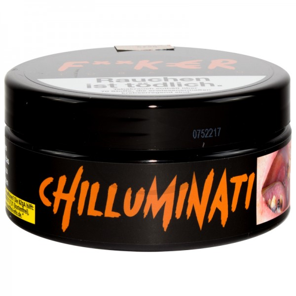Fucker Tobacco - Chilluminati 200g