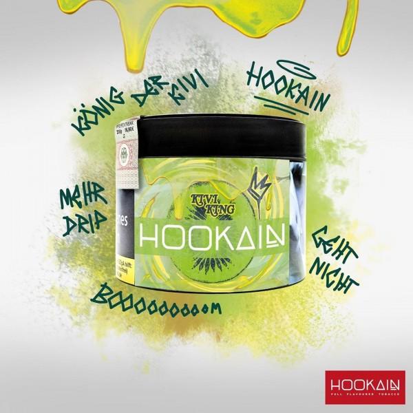 Hookain Shisha Tabak - Kivi King 200g
