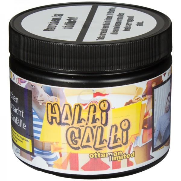 Ottaman Limited Tabak - Halli Galli 200g