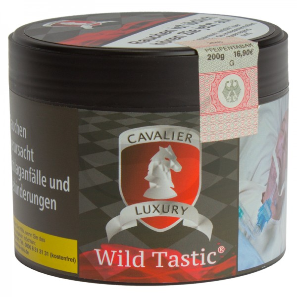 Cavalier Tabak - Wild Tastic 200g