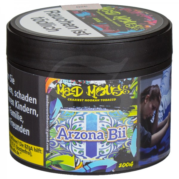 Mad Mouse Tabak - Arzona Bii 200g