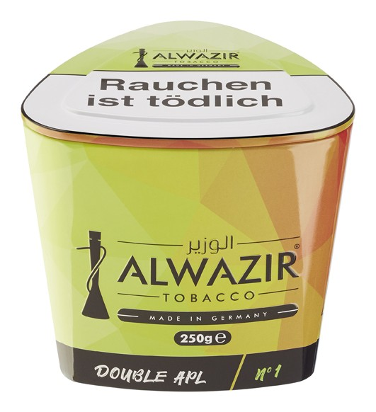 Alwazir Tabak - Double Apl 250g