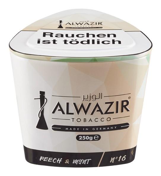 Alwazir Tabak - Peech Mynt 250g