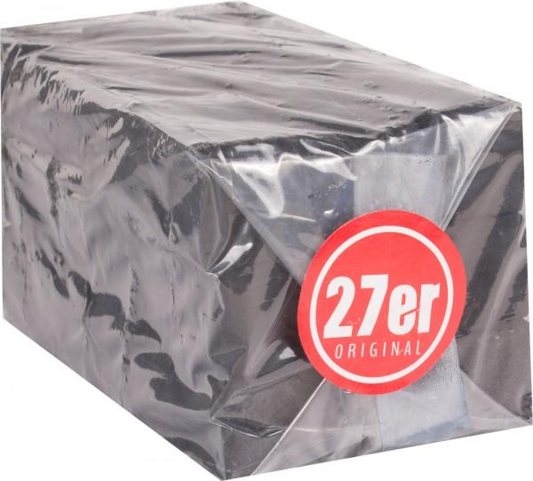 27er Original Kohle 27mm - 1kg Gastro