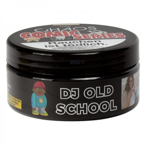 Chaos Tabak Comic Series - DJ Old School 200g
