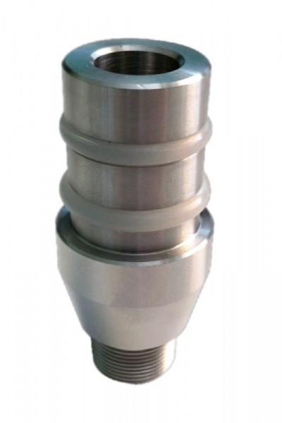 Adapter für Glasrauchsäule (1,5cm Gewinde)