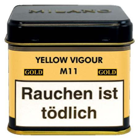 Milano Gold Tabak - M11 Yellow Vigour 200g