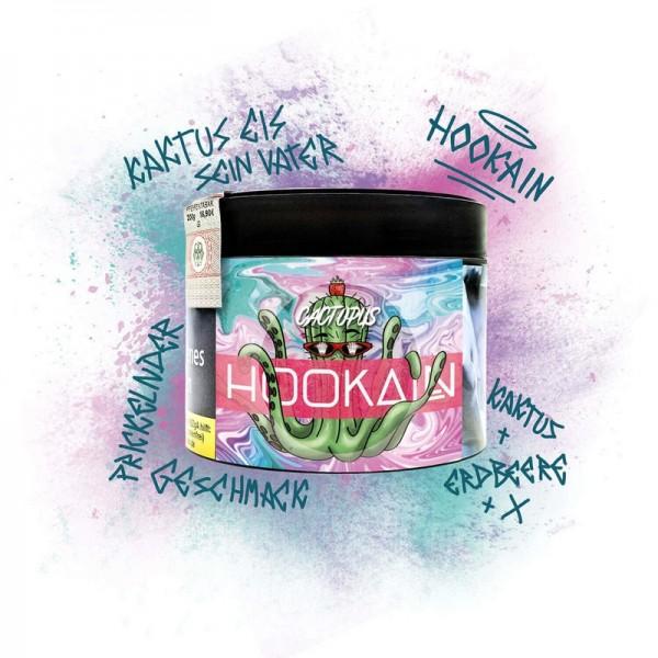 Hookain Shisha Tabak - Cactopus 200g