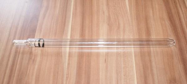 Krystal Glas Pipeline Straight 35cm