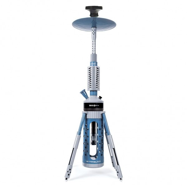 Starbuzz Carbine Hookah - Blue Ice